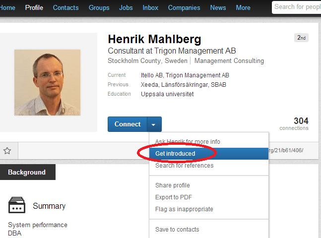 Begränsningar i ditt LinkedIn konto?