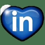 linkedin-hjarta