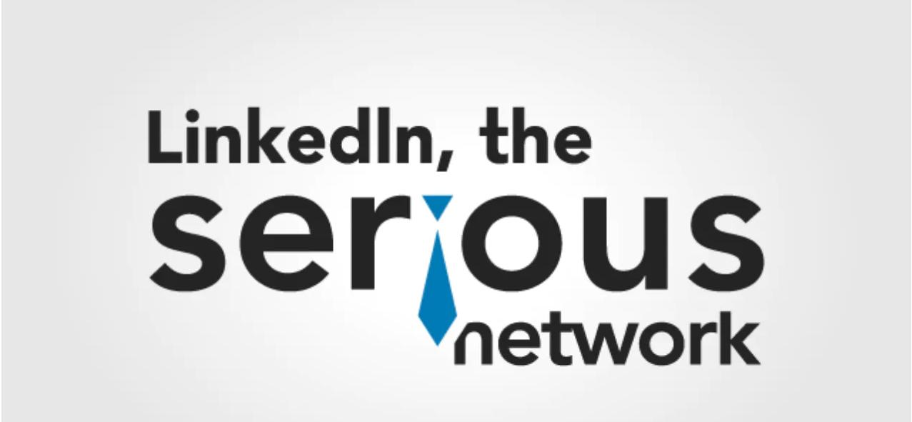 LinkedIn det seriösa nätverket – studie