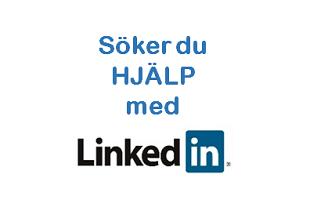 Behöver du LinkedIn hjälp?