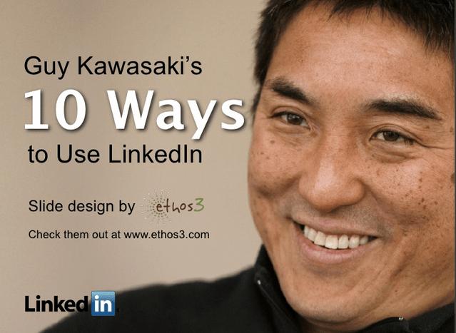 10 sätt att använda LinkedIn