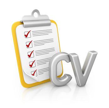 Vad ska ett CV innehålla?