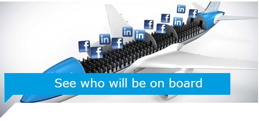Ny LinkedIn app – Meet & Seat