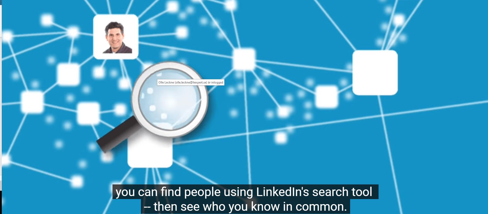 Vad är det viktigaste värdet med ditt linkedin medlemskap – enkät