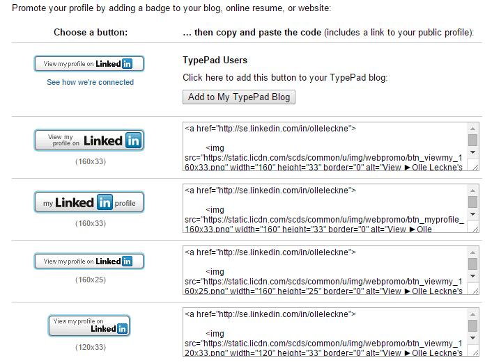 promote_linkedIn_profile