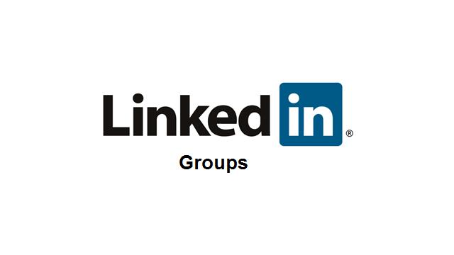 LinkedIn grupper -tre tips att använda LinkedIn™