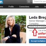 sociala medier och LinkedIn