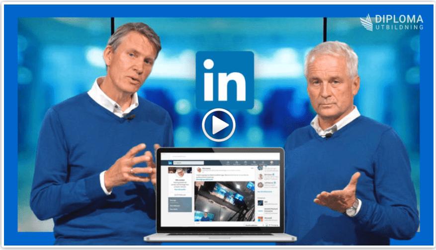 Kom igång med LinkedIn kurs