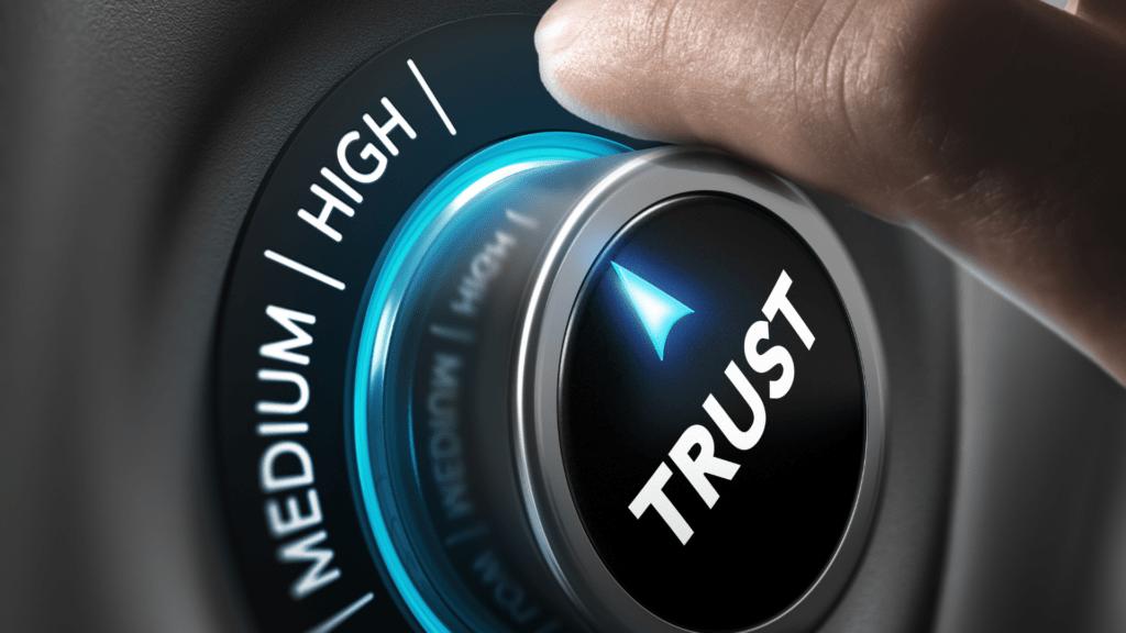 Bygga relationer och förtroenden