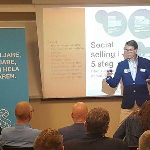 Social selling med LinkedIn™ som säljverktyg halvdagskurs