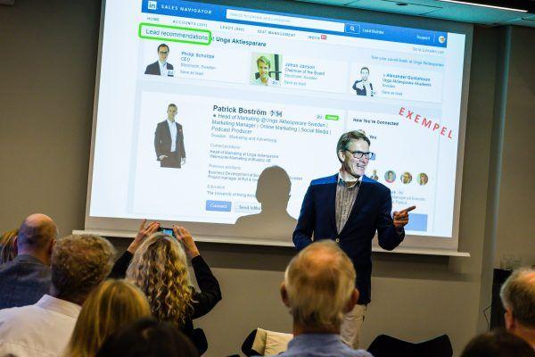 Öppen kurs Social selling med LinkedIn™ som säljverktyg heldag