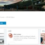 LinkedIn karriärsida telenor-företagssida