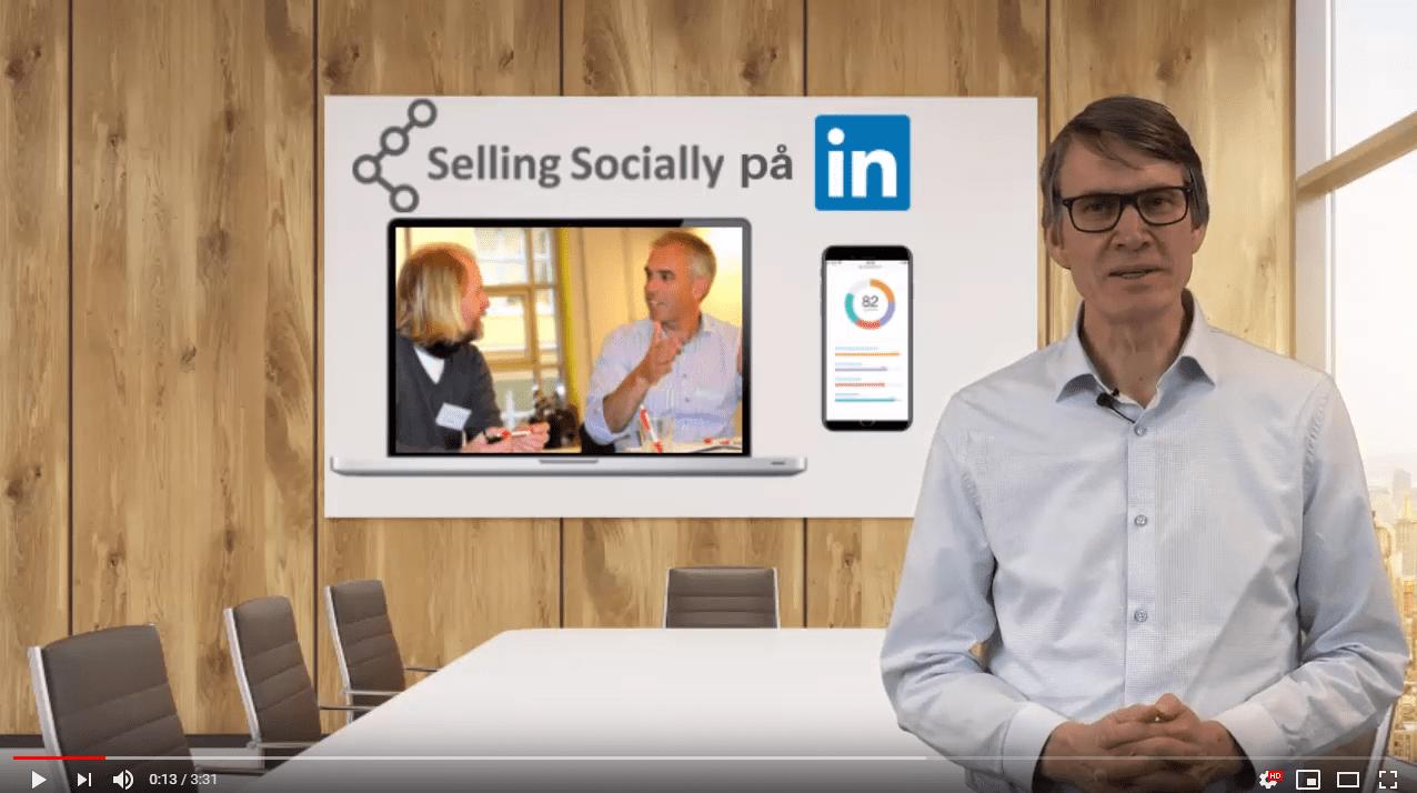 Social Selling med LinkedIn – kurser