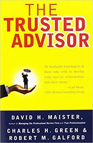 The trusted advisor book