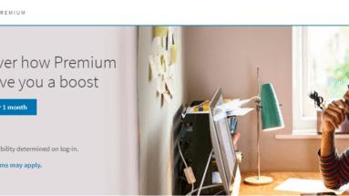 Skillnad mellan gratis LinkedIn och Premium LinkedIn konton